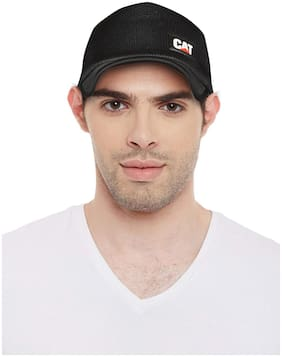 Drunken Mesh Black Baseball Cap For Men And Women | Outdoor Activities | Casual | Party-Wear | Good Quality | Any Other Occasions