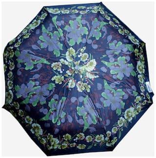 Duckback Cloud Printed 3F Umbrella (Multicolor)
