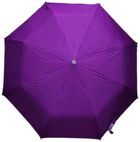 Duckback Rainy 3 Fold Everyday Use umbrella (purple)