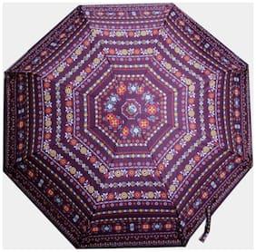Duckback Sky 3 Fold Umbrella (Multicolor)