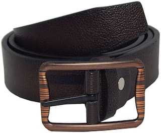 ELS Men's Reversible Artificial Leather Casual;Formal Belt