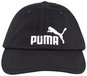 Puma Cotton Caps - Black