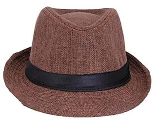 Buy FABLOOK Boys Men s Fedora Hat Online at Low Prices in India ... 1412febb1395