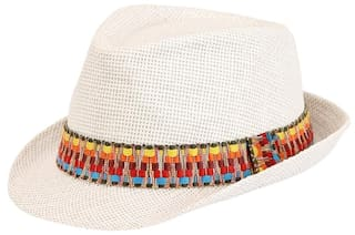 Buy FabSeasons Casual Fedora Hat Online at Low Prices in India ... 40ccea7458c