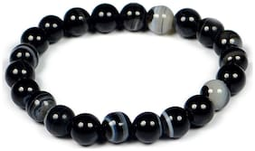 fashion for sure Men Alloy Bracelets - Black
