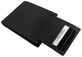 Fashlook Black ATM Wallet For Men