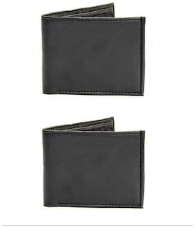 Fastfox Stylish & Attractive Wallet Set Of 2
