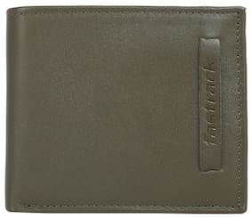 Fastrack Men Green Wallet  (4 Card Slots)