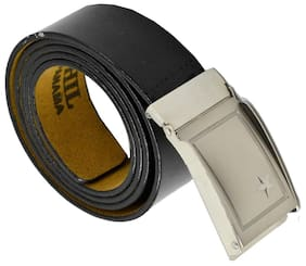 0e7f930ba Faynci Designed Star Leather Belt for Boys and Mens Casual   Formal