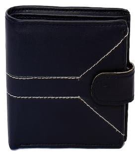 Fill Cryppies Blue Men's Causal Artificial Leather Wallet (FC-MW-017)