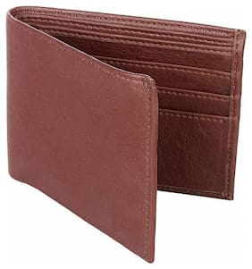Fill Cryppies Tan Men Causal Artificial Leather Wallet (FC-MW-027)