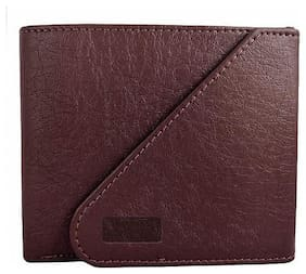 Fill Cryppies Brown Men's Causal Artificial Leather Wallet (FC-MW-030)