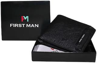 First Man Men Wallets