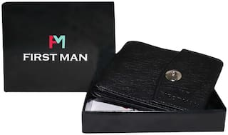 First Man Men Wallets