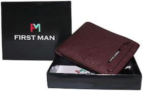 First Man Mens Wallets