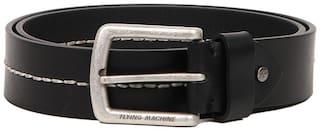 Flying Machine Men Genuine Leather Belts