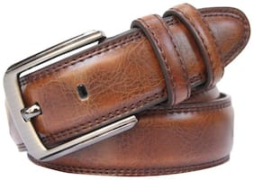 Formal Or Semi Formal Artificial Leather Belt For Men's