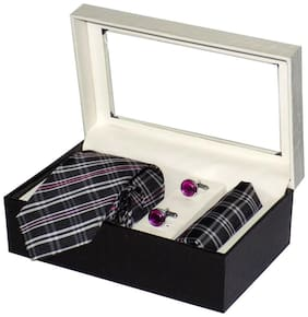 Forty Hands Men's Necktie Gift Set