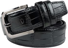 Fresh Arrival of Eye Catching New Stylish and Exclusive Black formal belt for Men's