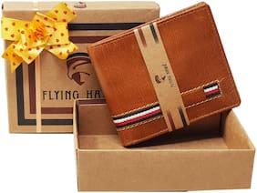 Genuine Leather Wallet (TAN)