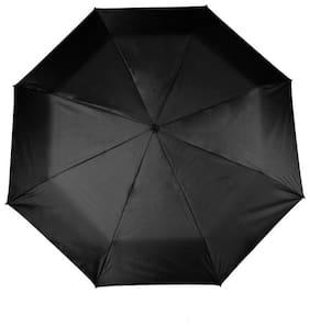 Gking 2  fold Auto Open Polyester Umbrella (Black)