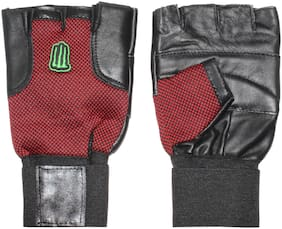 Goodluck Men Fabric Glove - Multi