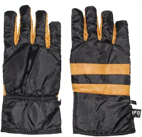 Goodluck Men Polyester Glove - Multi