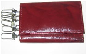 Goodluck Leather Key Pouch