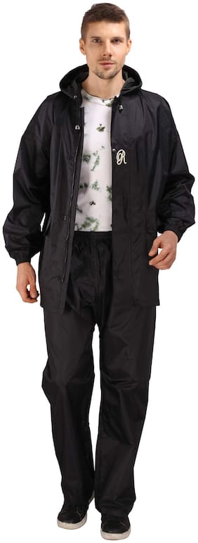 Goodluck Mens RainCoat