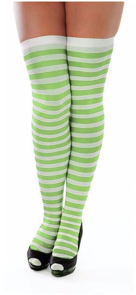 1ab872c15 Gopalvilla Presents Green Color Stockings.