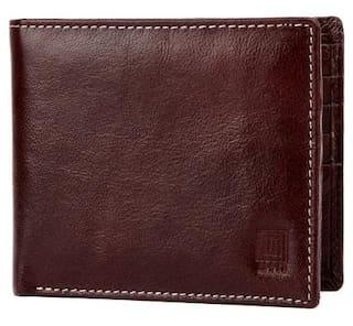 U+N Hand Crafted Genuine Leather Wallet w4