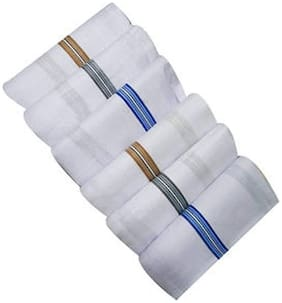 Hanky Pack Of 6 Men's Handkerchief