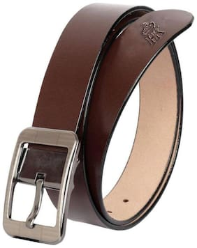 HARLIE KING LEATHER BELT