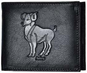 Hawai Aries Black Wallet