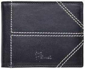 Hawai Black Leather Wallet