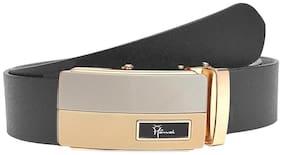 Hawai Charming Golden Buckle Belt For Men