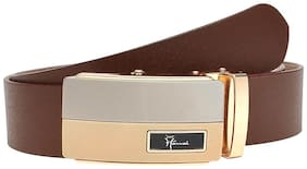 Hawai Dashing Brown Belt For Men