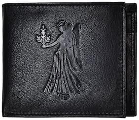 Hawai Virgo Black Wallet