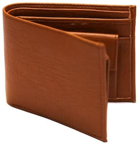 Heady Daddy Brown Leather Wallet