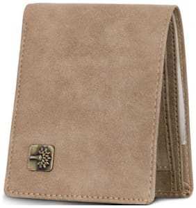 Helizest Brown Leather Wallet WLD