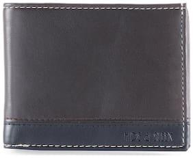 Hide & Sleek Brown Non Leather Wallet