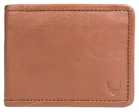 HIDESIGN 267-017A (RF) MENS LEATHER TAN WALLET  (Free Duffe Bag on Purchase of Rs. 5000 & Free Sling Bag on purchase of Rs. 8000 )