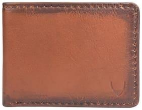 Hidesign Men Tan Leather Bi-Fold Wallet ( Pack of 1 )