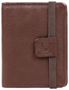 Hidesign 297-010B (RF) Brown Leather Mens Wallet