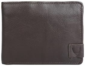 Hidesign Vw002 (Rf) Brown Mens Wallet