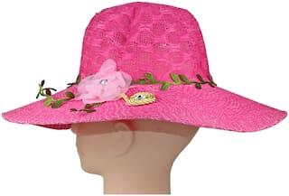 AEFSATM Women Hats - Pink