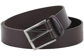 Hugo Boss Men's Geid Genuine Smooth Leather Belt