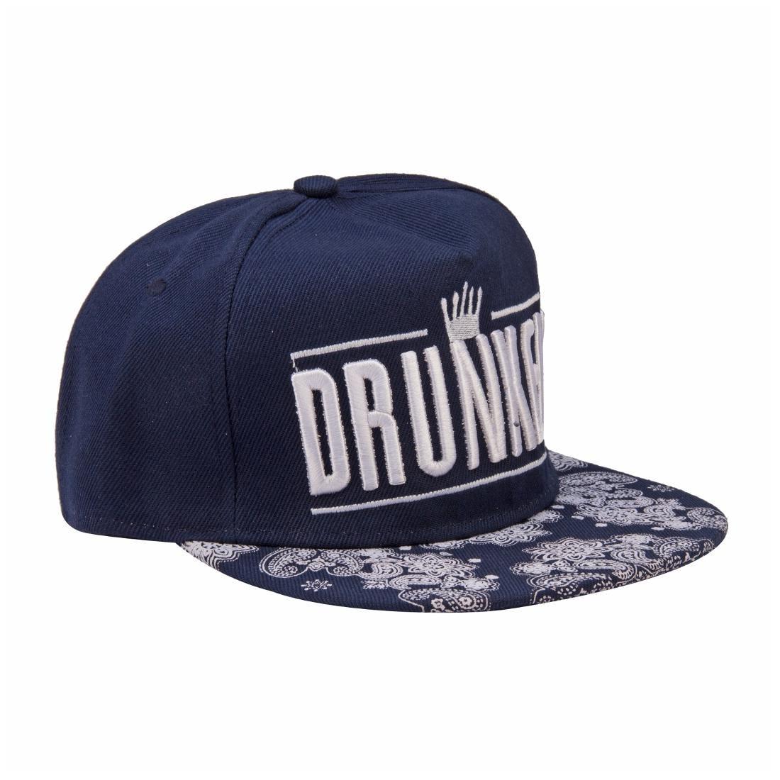 Buy ILU 3D Drunken Paisley Caps for Men Women Snapback Hiphop Cap Free Size  Adjustable Online at Low Prices in India - Paytmmall.com 531ac08d27de