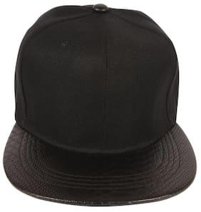 a130d936480 ILU Black Snapback Cap  Baseball Caps  Hip Hop Cap