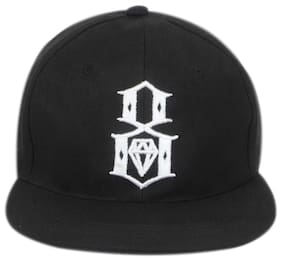 f03e5efc2bc ILU Hiphop caps for men   women Black Freesize Cap